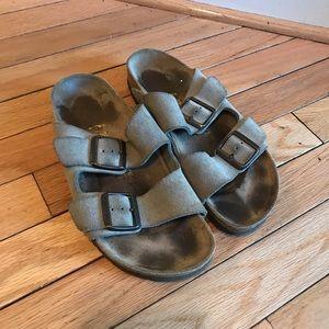 Birkenstocks Arizona Sandals Sz 38
